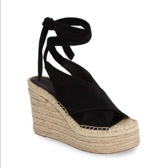 e5873ff9689 Marc Fisher Andira Platform Wedges